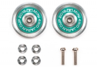 HG 19mm Aluminum Ball-Race Rollers (Ringless) J-Cup 2016
