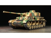 1/16 German Tank Panzerkampfwagen IV Ausf.J (w/Single Motor)