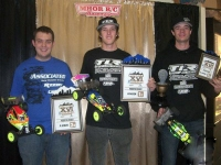 Dustin Evans wins 2wd at Rumble in the Rockies
