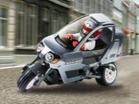1/8 R/C Dancing Rider (T3-01 Chassis)