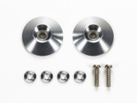HG 17mm Tapered Aluminum Ball-Race Rollers (Ringless)