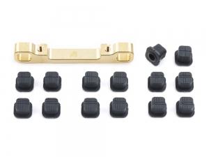 Brass Adjustable Suspension Mount (A)