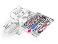 DCR-02 Body Parts Set (Light Smoke)