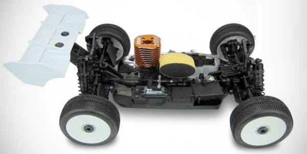 Tekno RC NB48 1/8th nitro buggy