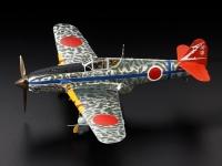 1/48 Kawasaki Ki-61-Id Hien (Tony) Silver Color Plated (w/Camo Decals)