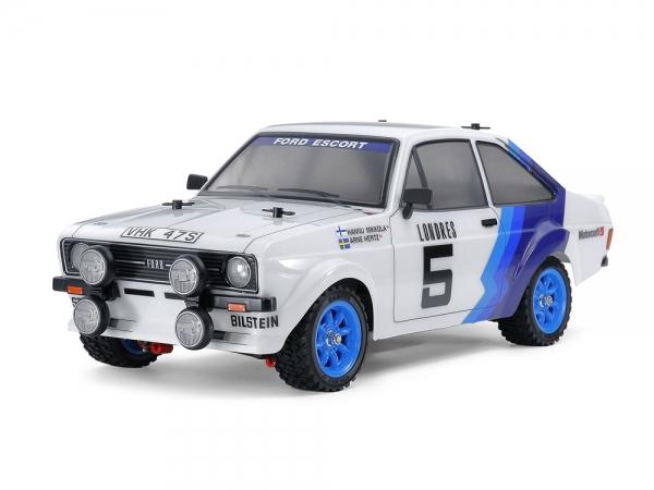 1/10 Ford Escort Mk.II Rally (Painted Body) (MF-01X)