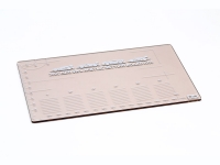 Mini 4WD Acrylic Setting Board (Smoke)