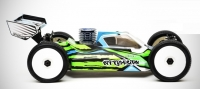 Bittydesign XB8 Force bodyshell