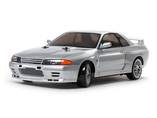 1/10 R/C Nissan Skyline GT-R (R32) (TT-02D) Drift Spec
