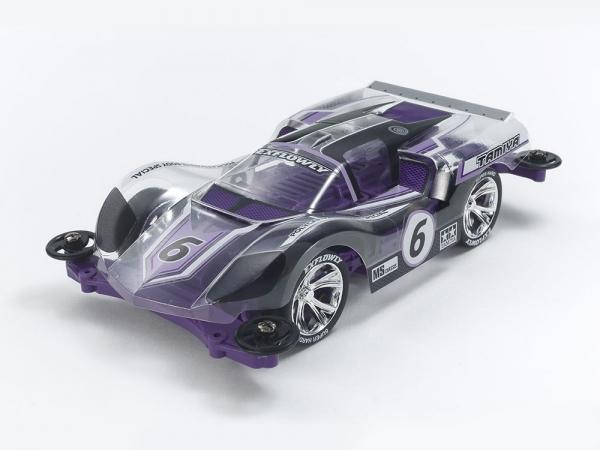 Exflowly Polycarbonate Body Special (Purple) (MS)