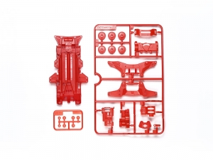 VZ Chassis Set (Red)