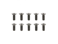 3x8mm Steel Countersunk Hex Head Screws