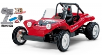 XB Buggy Kumamon Version (DT-02 Chassis) Red, Black, Green, Yellow