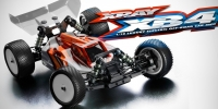 ray XB4 2018 1/10th 4WD electric buggy kit