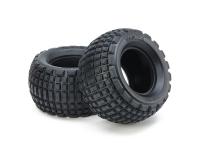 ST Block Rear Bubble Tires (Soft/2pcs.)