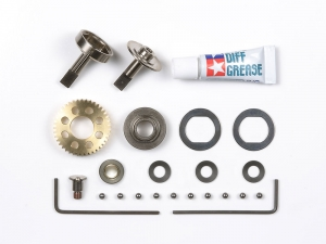 Buggy Champ Ball Differential Set 2