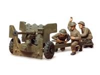 1/35 British 6-Pounder Anti-Tank Gun