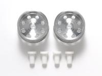 HG Aluminum Large Dia. Narrow Wheels II (2pcs.)