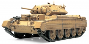 1/48 Crusader Mk.I/II British Cruiser Tank Mk.VI