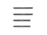 TRF420 3x25mm & 3x22mm Suspension Shafts (2pcs. each)
