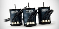 Castle Creations 1406-series 4-pole crawler motors