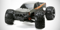 Team Magic E5 RTR Silver Edition 1/10th monster truck