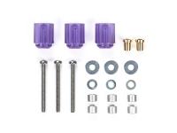 Hi-Mount Tube Stabilizer Set (Clear Violet)