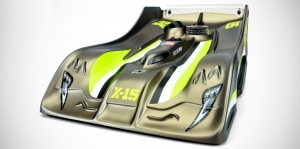 Protoform X-15 1/8th on-road body shell