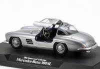 Mercedes-Benz 300 SL (Silver) (Finished Model)