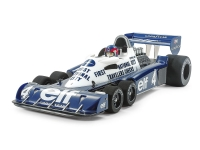 1/10 R/C Tyrrell P34 Six Wheeler 1977 Monaco GP Special Edition (Painted Body)