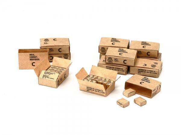1/35 U.S. MCI Cartons (Vietnam War)