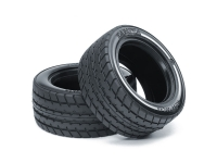 M-Chassis 60D Super Radial Tires (Hard/2pcs.)