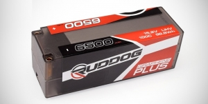 Ruddog 6500mAh 15.2V 100C Graphene Plus LiHV pack