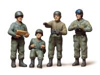 1/35 WWII U.S. Tank Crew