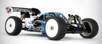 SWorkz release full S35-3 1/8th nitro buggy details