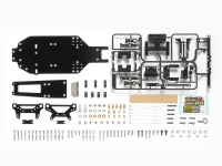 TA02 FRP Chassis Conversion Set