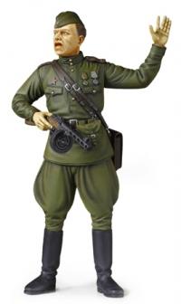 WWII Russian Field Commander