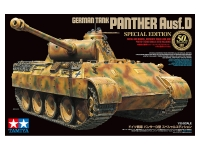 1/35 German Tank Panther Ausf.D Special Edition