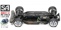 1/10 R/C 4WD Racing Car TT-01R Type-E Chassis (Factory Finished)