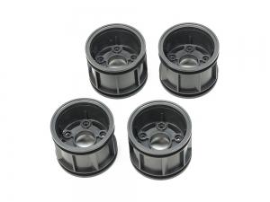 WR-02CB T Parts (Wheel Rims) (Deep Gray)