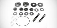 KM MTX5 steel diff gear set