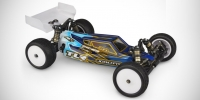 JConcepts S2 & F2 TLR 22 5.0 body shells