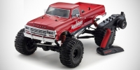 Kyosho Mad Crusher GP & VE 1/8th monster trucks