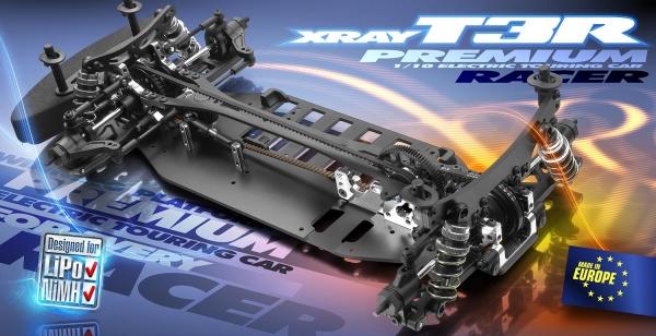 XRAY T3R
