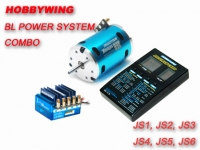 JUSTOCK Brushless System Combo for 1/10 Car