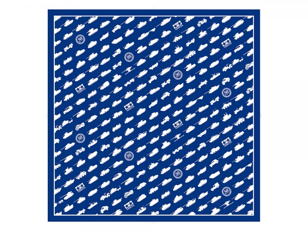 Tamiya Multi-Purpose Furoshiki Cloth (MM 50th Anniversary, 90cm)