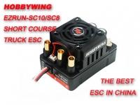 EZRUN-SC10 and EZRUN-SC8 Short Course Truck ESC