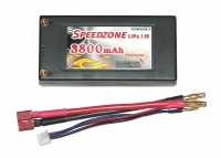 Speedzone 3800mah 60C Short LiPo pack
