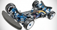 Tamiya 417X 'Reedy Race' chassis