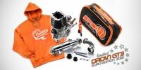 SMI Orcan GT3 engine kit